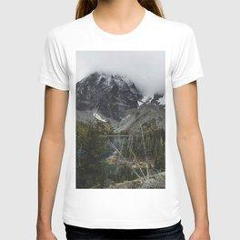 Alpine Lake in Washington T-shirt