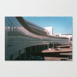 SFO Canvas Print
