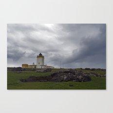 Eshaness Lighthouse Canvas Print