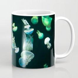 Jellyfish Madness Coffee Mug