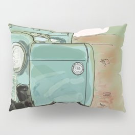 Landy Ho! Pillow Sham