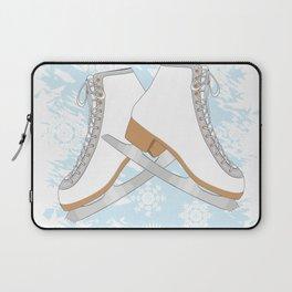 Ice skates Laptop Sleeve