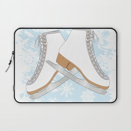 Ice skates Laptop Sleeve