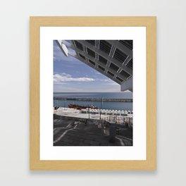 BCN Framed Art Print