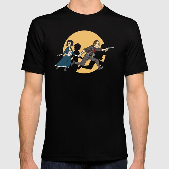 TinTinfinite T-shirt