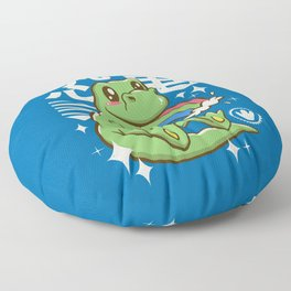 Kawaii T-Rex Floor Pillow