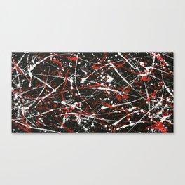 The Descent Canvas Print
