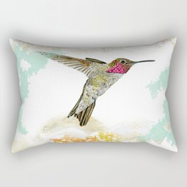Hummingbird Ayre Serene Dream Rectangular Pillow