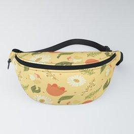 Autumn Floral Fanny Pack