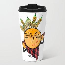 zaragoza Travel Mug