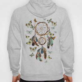Butterfly Dream Catcher Hoody