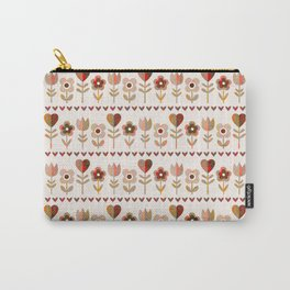 LOVE GARDEN - VINTAGE Carry-All Pouch