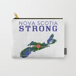 Nova Scotia Strong Carry-All Pouch