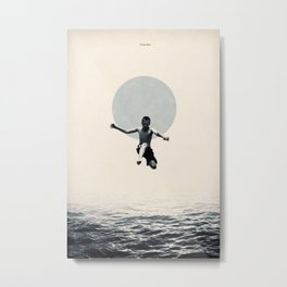 Jump in ... Metal Print