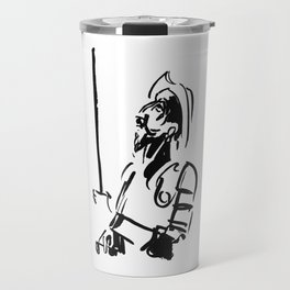 Don Quixote Travel Mug