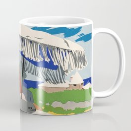 Romantic Bermuda travel Coffee Mug
