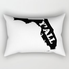 Florida Yall Rectangular Pillow