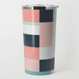 Abstract Geometric 08 Travel Mug
