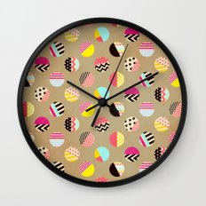 Fun Circle Wall Clock