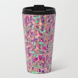 Magical Snakeskin Pattern Travel Mug