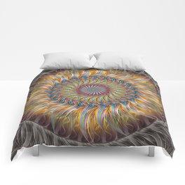 Acceleration Comforters