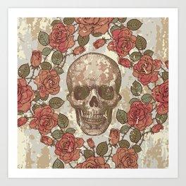 Cranium #002 Art Print