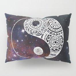 Galaxy Yin Yang Pillow Sham
