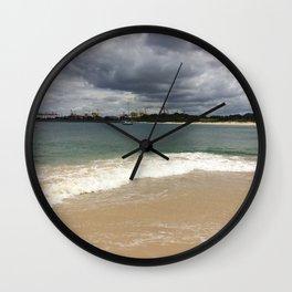 Beautiful gloomy day Wall Clock