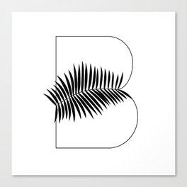 Palm B Canvas Print