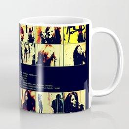 Stupid Girl Happy When It Rains Coffee Mug