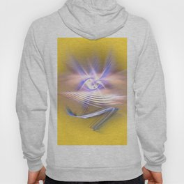 pure spirit -the eye Hoody