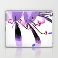 Lavender Notes Laptop & iPad Skin