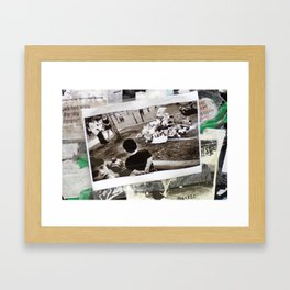 South Loop Street Art#1 Framed Art Print