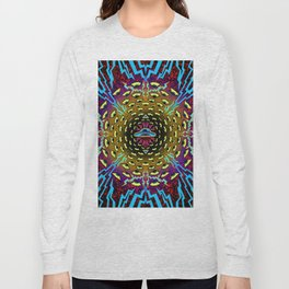 Welcome the invader Long Sleeve T-shirt