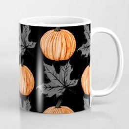 Pumpkin Fall Halloween Coffee Mug