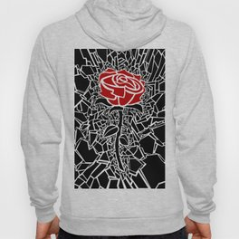The Shattered Rose Hoody
