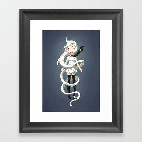 Exorcist Framed Art Print