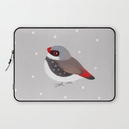 Diamond Firetail Laptop Sleeve