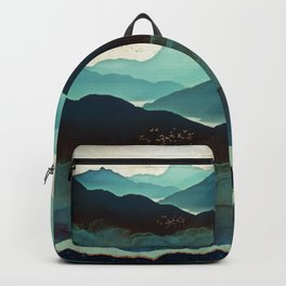 Indigo Mountains Backpack
