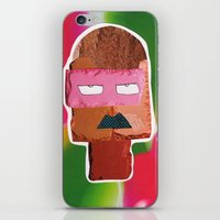 matisse iPhone & iPod Skins featuring Mr. Matisse by Mauricio Cosío
