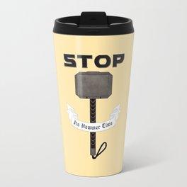 Hammertime Travel Mug