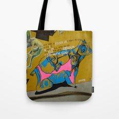 contre de la sexism Tote Bag