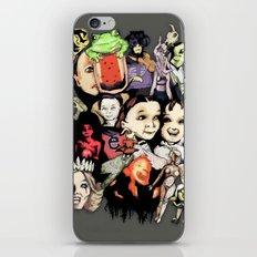 90s Albums iPhone & iPod Skin