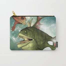 Armour fish Carry-All Pouch