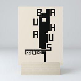 Vintage poster-Bauhaus 23 July 1923. Mini Art Print
