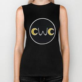 CWC New Moon Logo Biker Tank