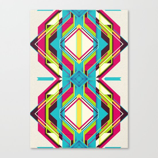 Connected Generation Canvas Print