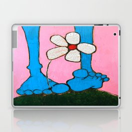 Footloose and Fancy Free Laptop & iPad Skin