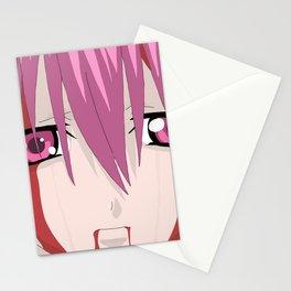 Elfen Lied Stationery Cards