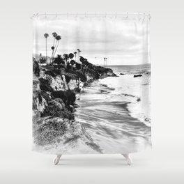 Laguna Beach xx Shower Curtain